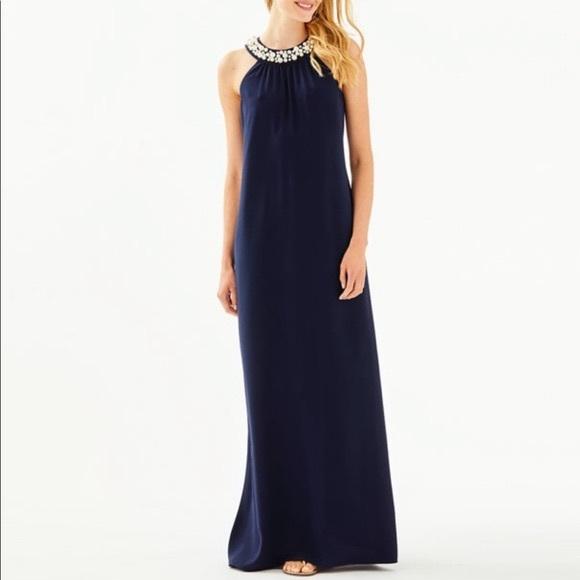 Lilly Pulitzer Shawn Maxi Dress
